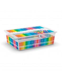 KIS C-BOX STYLE L Colours Arty 38,5 x 55 x 16,5 cm 27L