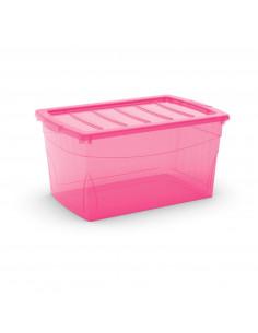 KIS OMNI BOX L Rose 39 x 58,5 x 30 cm 50 L