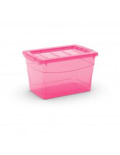 KIS Box s omni 38.5 x 25.5 x 23.5 fushia