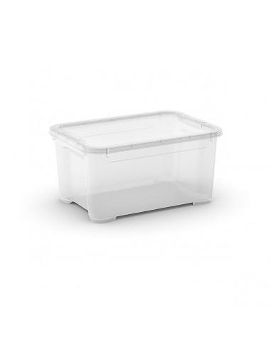 KIS Boîte de rangement plastique T...