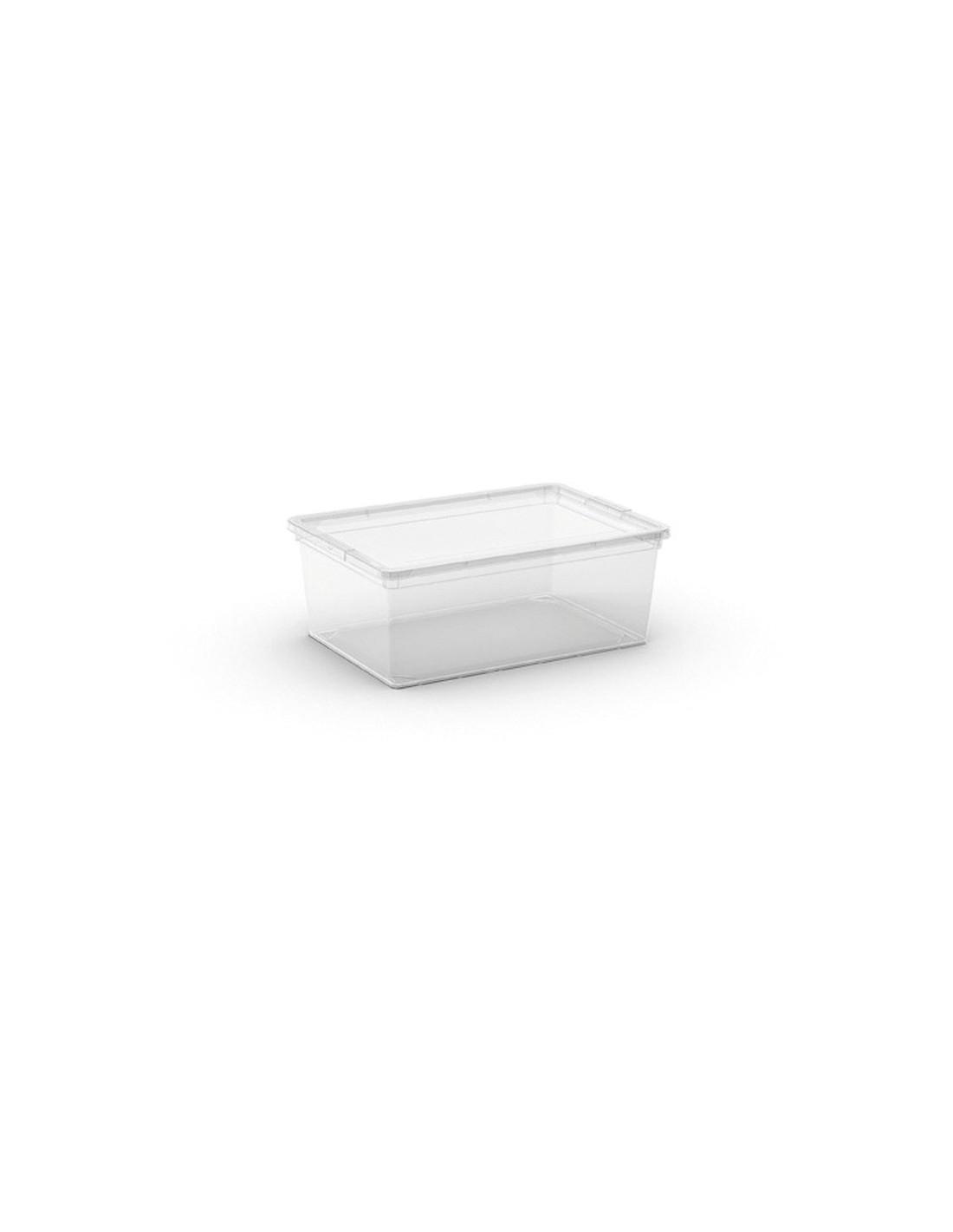 40x stockage taille 2 boites à empiler Camp Boxe caisse vue Camp encadré atelier