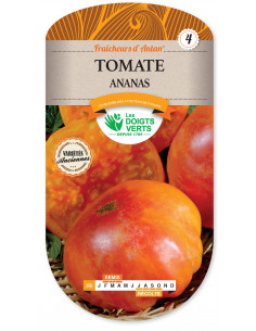 LES DOIGTS VERTS Tomate Ananas