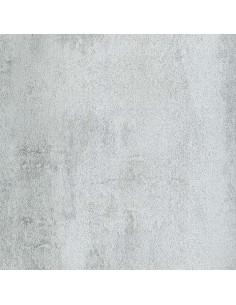 SUPBOIS Tablette d'aménagement mélaminée 18mm avec chants plaqué effet béton clair 120 x 20 cm