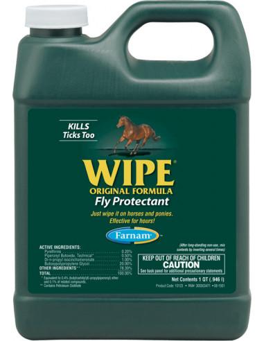 Farnam Wipe Original Formula Fly Protectant 32 Oz 0 946 L
