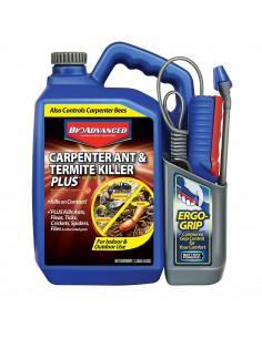 BIO ADVANCED Pulvérisateur Anti Fourmis et Anti Termites 1.3 gallon 4.92 L
