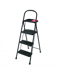 RUBBERMAID Marche pieds 3 marches STEP STOOL