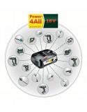 BOSCH Kit batterie et chargeur Li-Ion 18V 2500 mAh