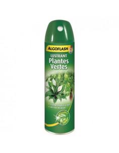 ALGOFLASH Lustrant pour plantes vertes 210 ml