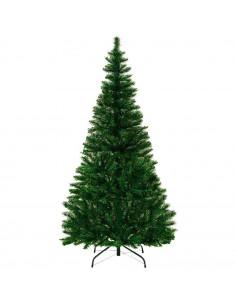 Sapin vert artificiel H. 150 cm, 180 branches