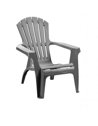 Chaise  de jardin dolomiti anthracit