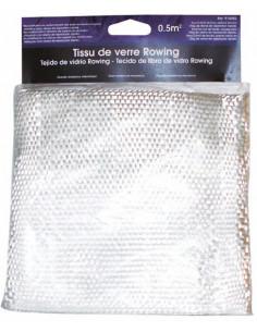 AURILIS Tissu de verre rowing 0.5m²