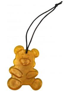 AURILIS Teddy fleurs de madagas/vanill