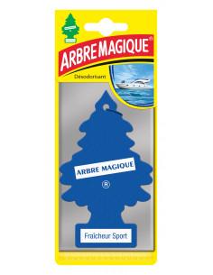 AURILIS Arbre magique fraicheur sport
