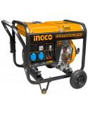 INGCO GDE30001 Groupe électrogène diesel 3000W