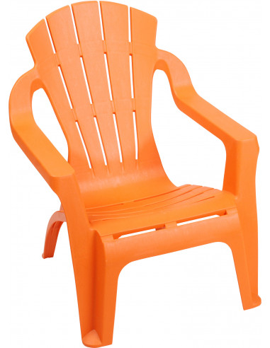 FORNORD Chaise Enfant Mini Selva Orange 36 x 38 x 44 cm
