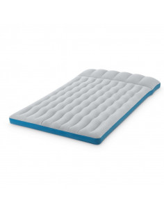 INTEX Matelas gonflable camping 2 places 193 x 127 x 24 cm
