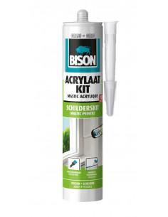Bison mastic acrylique universel gris 310ml