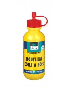 BISON COLLE À BOIS Colle à bois qui résiste à l'humidité 75 g