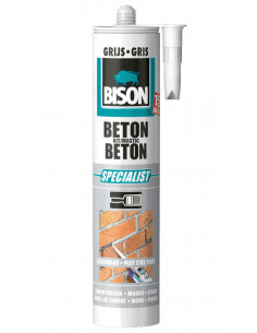 BISON MASTIC BÉTON ET CIMENT Gris 310 ml
