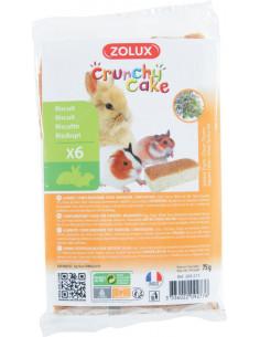 ZOLUX Crunchy Cake au Thym x6