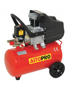 AITOPRO ZB-0.13/8 Compresseur 24 L 1,5 HP
