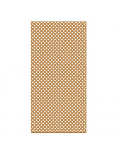 HORIZON PLASTICS Lattice Privacy 1,22 x 2,44 m cèdre