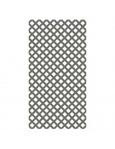 HORIZON PLASTICS Lattice Classic 1,22 x 2,44 m argile