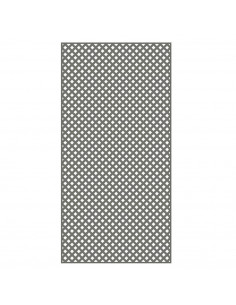 HORIZON PLASTICS Lattice Privacy 1,22 x 2,44 m argile