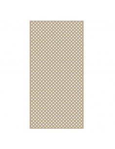 HORIZON PLASTICS Lattice Privacy 1,22 x 2,44 m amande
