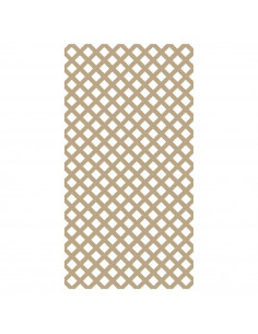 Lattice classic 1,22x2,44m amande