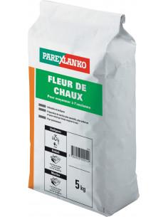 PAREX LANKO FLEUR DE CHAUX Idéal pour maçonner à l'ancienne 5 kg