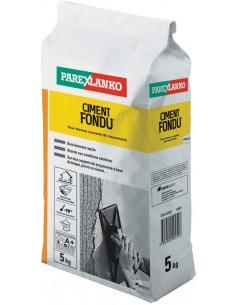PAREX LANKO CIMENT FONDU Ciment à durcissement rapide 5 kg