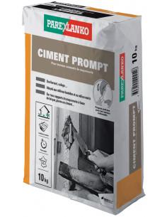 PAREX LANKO CIMENT PROMPT Ciment adapté en milieux humide & marin 10 kg