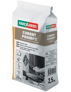 PAREX LANKO CIMENT PROMPT Ciment adapté en milieux humide & marin 2,5 kg