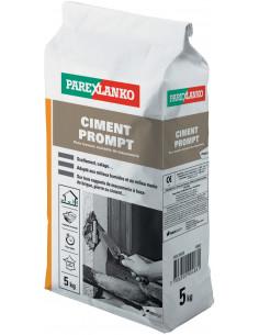 PAREX LANKO CIMENT PROMPT Ciment adapté en milieux humide & marin 5 kg
