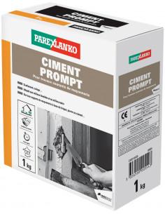 PAREX LANKO CIMENT PROMPT Ciment adapté en milieux humide & marin 1 kg
