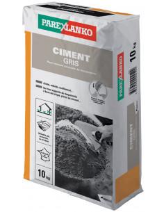 PAREX LANKO CIMENT GRIS Idéal pour travaux courants de maçonnerie 10 kg