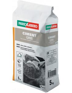 PAREX LANKO CIMENT GRIS Idéal pour travaux courants de maçonnerie 5 kg