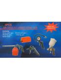 AITOPRO Kit 5 Accessoires Pour Compresseur