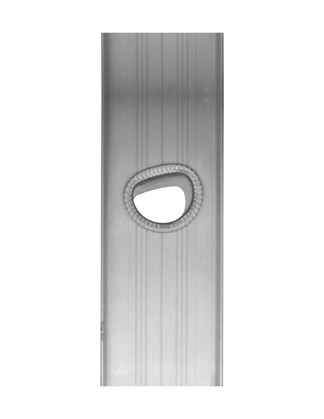 Salon De Jardin Carreau De Ciment louisville ae4220pg echelle aluminium 20' 2 plans coulissants