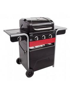 CHAR BROIL Barbecue à gaz 3 feux hybride GAS2COAL®