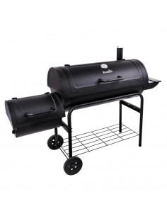 CHAR BROIL Fumoir Barbecue à charbon 40'' AMERICAN GOURMET