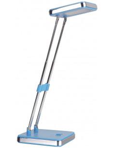 RANEX Lampe de bureau à LED 2,5 W Bleu