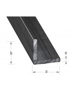 CQFD Cornière égale Verni Acier 30 x 30 x 3 mm L. 2,50 m