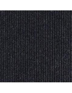 Moquette brigth noire Larg 4m