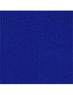 Moquette brigth navy bleu Larg 4m