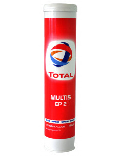 TOTAL MULTIS EP 2 400 g Graisse multi-usages