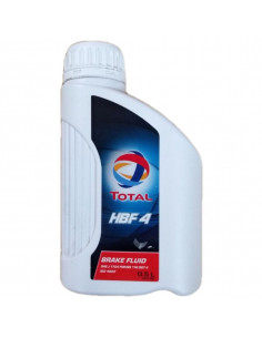 TOTAL HBF 4 500 ml Liquide de freins