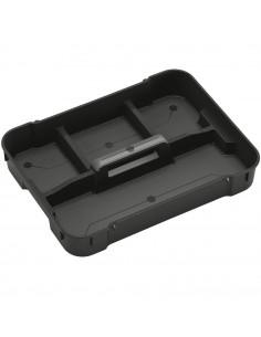 KIS Plateau SCUBA BOX TRAY M-L Plastique Noir