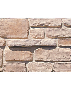 Brique murale d'angle WILDERNESS STONE SERIES GB-TF07 pièce